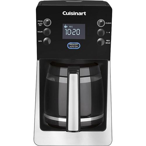 Cuisinart - Perfec Temp 14-Cup Coffeemaker - Black