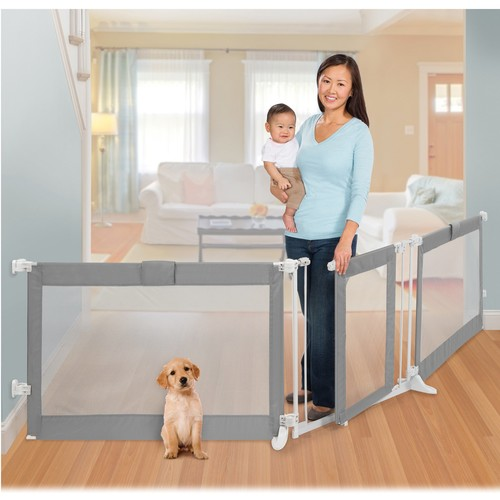 Summer Infant Extra Wide Baby Gate & Playard, 65