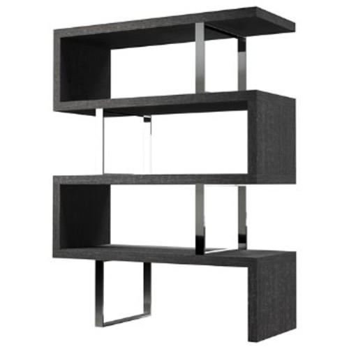 Pearl Bookcase [Finish : Grey Oak]