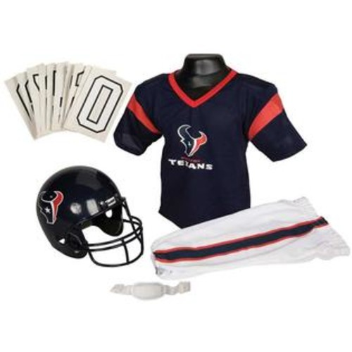 Franklin Sports NFL Texans Uniform Set - Medium