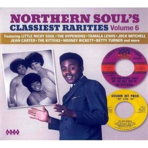 Various - Northern Soul's Classiest Rarities:V6 (CD)