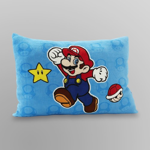 Nintendo Kids' Pillows & Shams