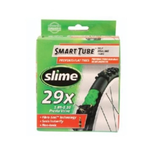 Slime Smart Tube Presta Valve Self-Healing 29 Bike Tube