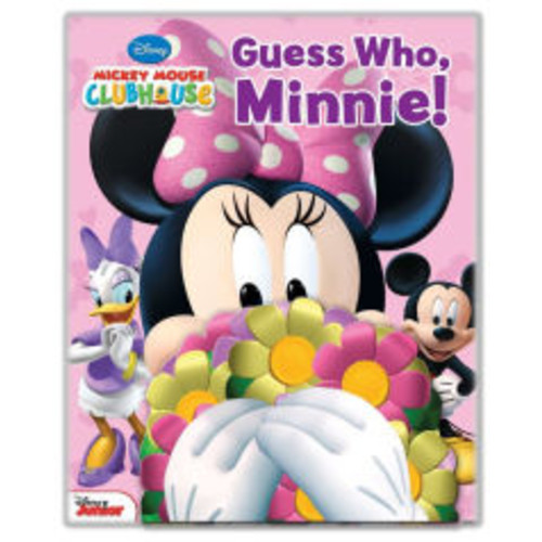 Disney Guess Who, Minnie!