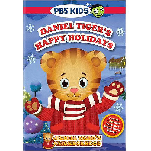 Daniel Tiger's Neighborhood: Daniel Tiger's Happy Holidays (DVD)