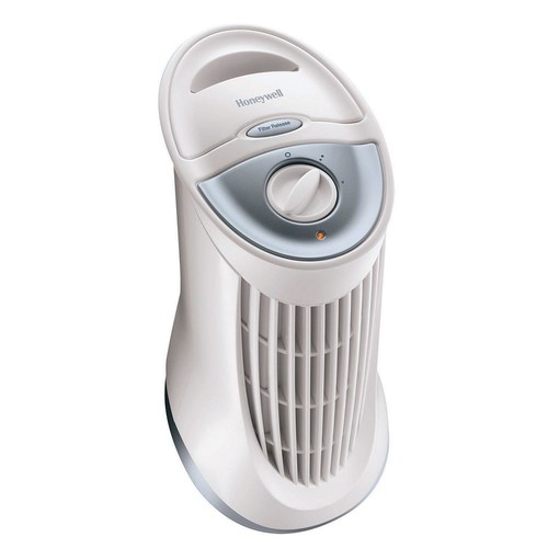 Honeywell QuietClean HFD-010 - Air purifier - white