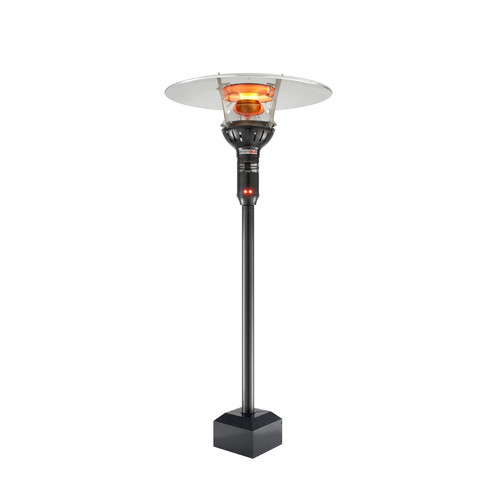 Evenglo 53,000 BTU Natural Gas Mounted Patio Heater