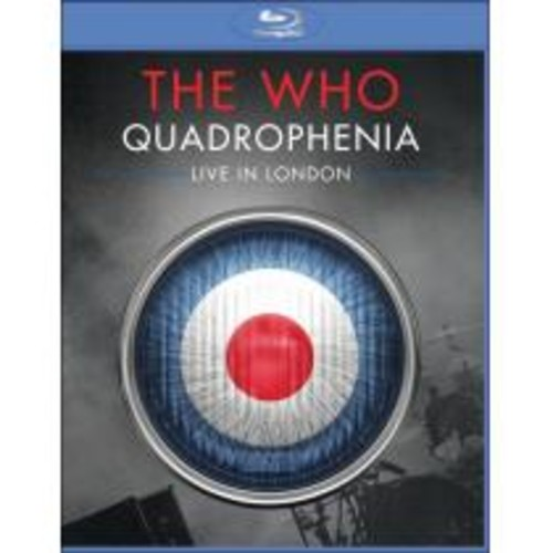 Quadrophenia: Live in London [Blu-Ray] [Blu-Ray Disc]