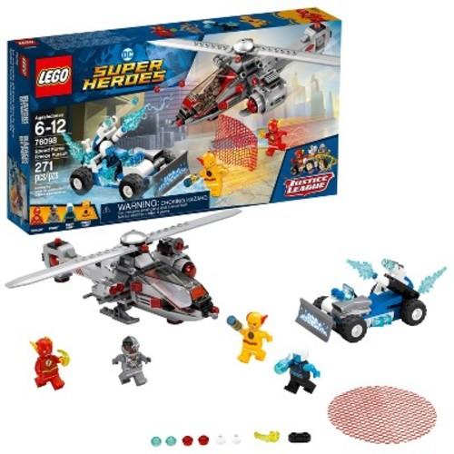 LEGO Super Heroes Justice League DC Comics Speed Force Freeze Pursuit 76098