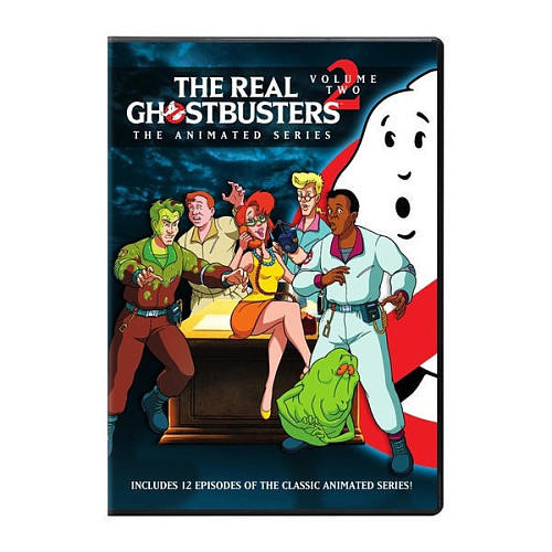 The Real Ghostbusters: The Animated Series Volume 2 DVD