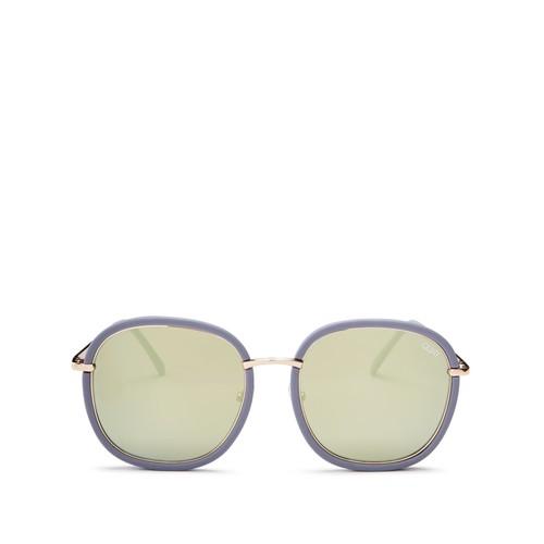 Dreamy Ways Mirrored Round Sunglasses, 59mm