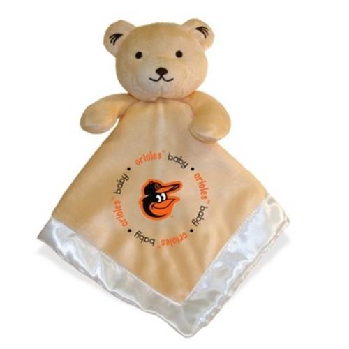 MLB Baby Fanatic Security Bear - White