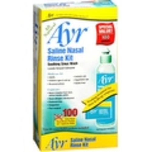 Ayr Saline Nasal Rinse Kit 1 Each [option : Pack of 3]
