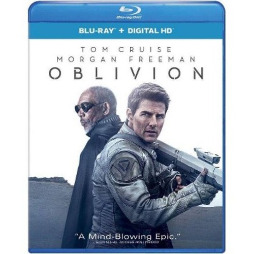 Oblivion [Includes Digital Copy] [UltraViolet] [Blu-ray] COLOR/WSE DD5.1/DD2/DHMA/DTS