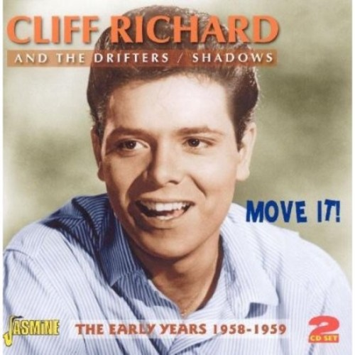 Move It!: The Early Years 1958-1959 [CD]