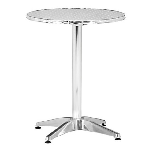 Zuo Outdoor Christabel Folding Table, Round, 31