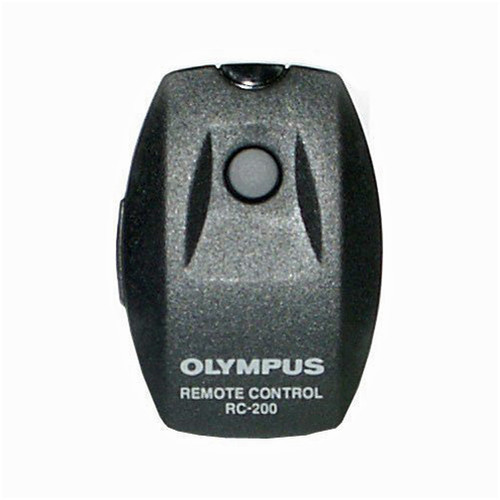 Olympus - Olympus RC-200 Remote Control for Point and Shoot