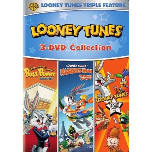 Looney Tunes: The Looney, Looney, Looney Bugs Bunny Movie / Rabbits Run / Looney Tunes: Center Stage Vol. 1