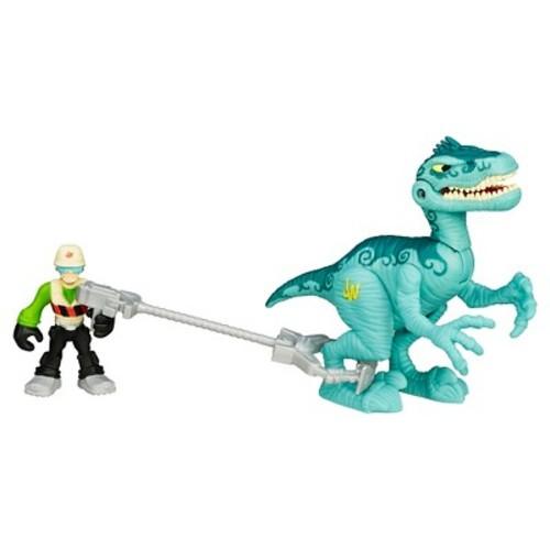 Playskool Heroes Jurassic World Tracker Raptor Figure