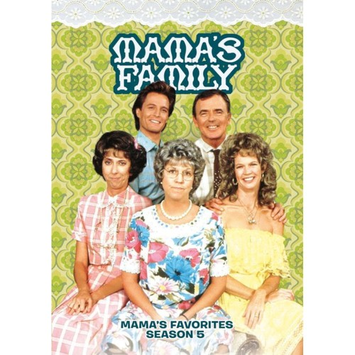 Mama's Family: Mama's Favorites - Season 5 [DVD]
