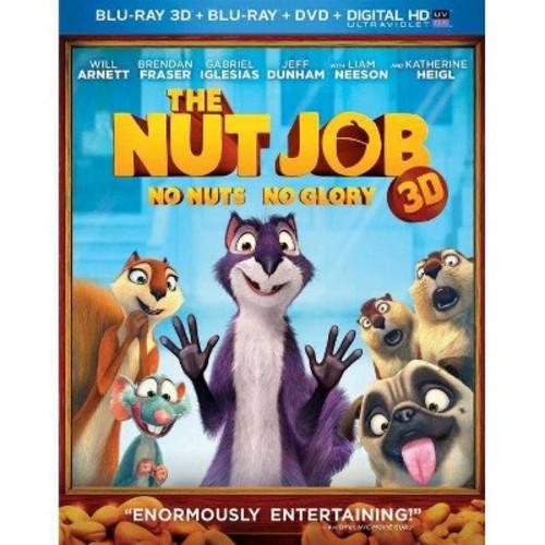 Nut Job 3d (Blu-ray)