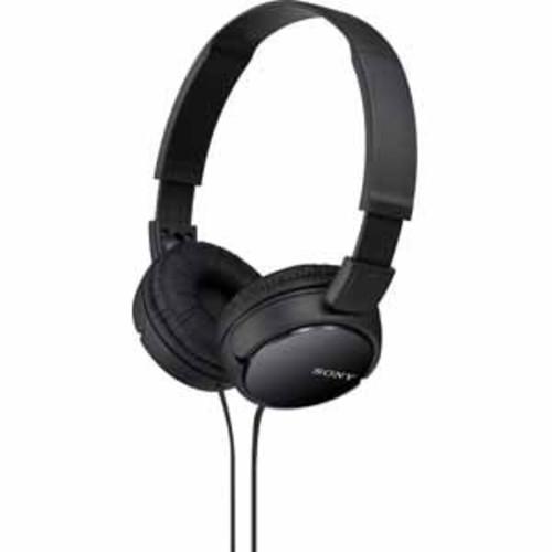 Sony ZX Series Stereo On-Ear Headphones - Black