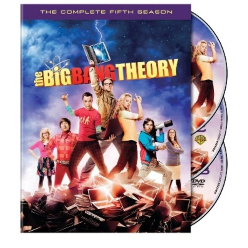 The Big Bang Theory: The Complete Fifth Season (Widescreen)