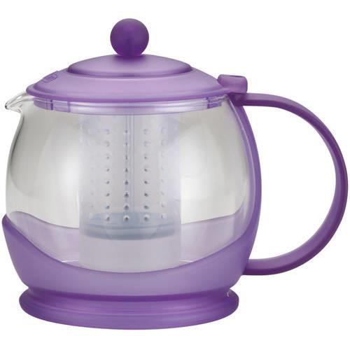 BonJour Teapots Prosperity 5.25-Cup Teapot in French Lavender