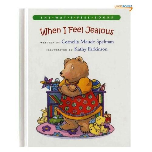 When I Feel Jealous (The Way I Feel Books)