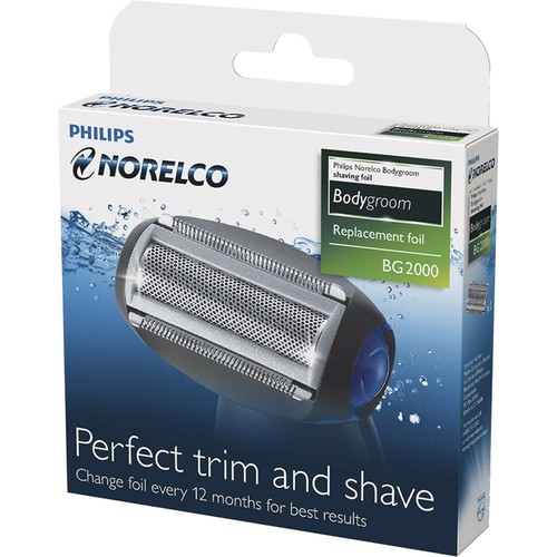 Philips Norelco - Bodygroom Foil Replacement Head - Metallic