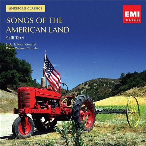 Songs of the American Land [CD]