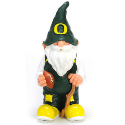 Forever Collectibles NCAA Gnome Statue NCAA Team: University of Oregon Ducks