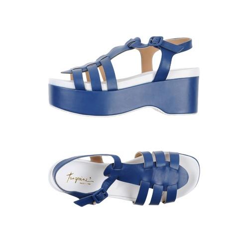 TANGERINE Sandals