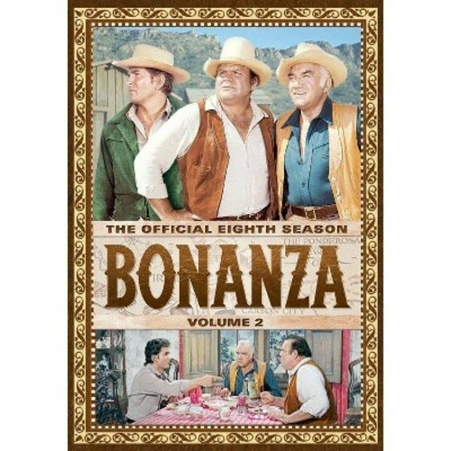 Bonanza:Eighth season vol 2 (DVD)