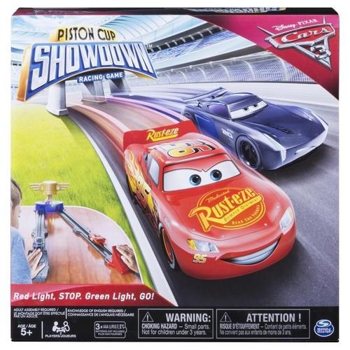 Disney Pixar Cars 3 Piston Cup Showdown Racing Game