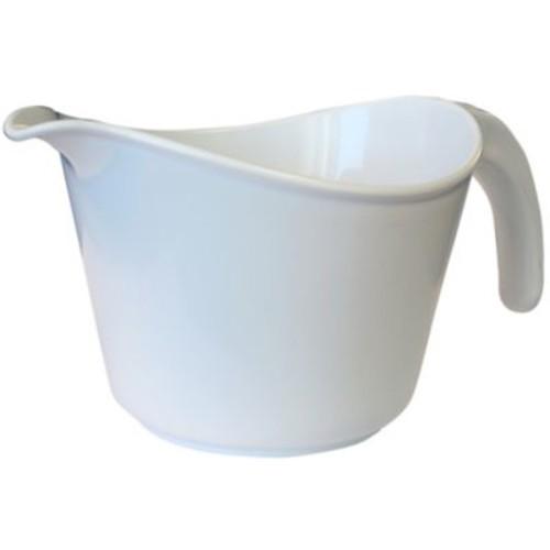 Reston Lloyd Calypso Basic 2 Quart Mixing/Batter Bowl; White