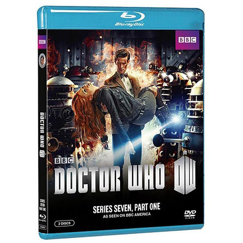 Doctor Who: Series 7 - Part 1