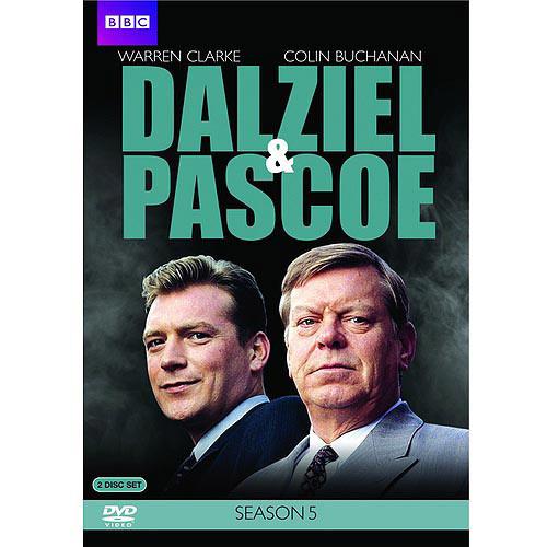 Dalziel & Pascoe: Season 5: Various: Movies & TV