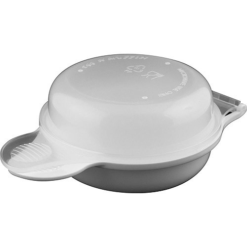 Chef Buddy - Microwave Egg Cooker - White