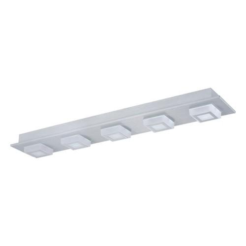 Eglo Masiano Integrated LED Light with Brushed Aluminum Finish