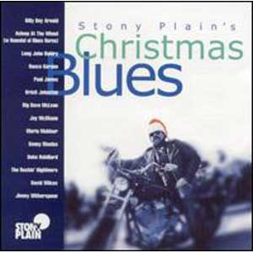Stony Plains Christmas Blues
