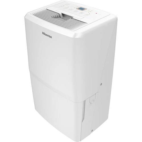 Hisense 50-Pint Dehumidifier with Bucket