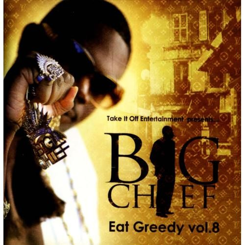 Eat Greedy, Vol. 8 [CD] [PA]