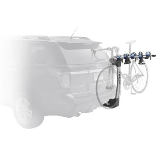 Thule 9025 Apex 4-Bike Hitch Rack Lockable bike carrier for vehicles with a trailer hitch