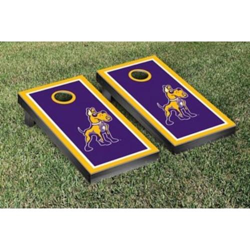 Victory Tailgate NCAA Cornhole Game Set; Arkansas Little Rock UALR Trojans