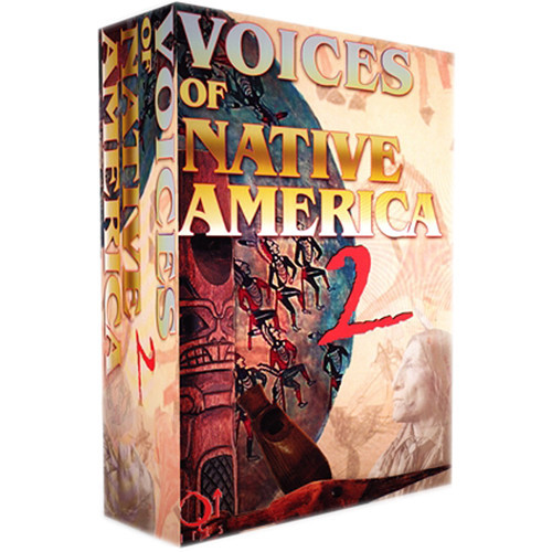 Voices of Native America Volume 2 Apple Logic EXS (Download)