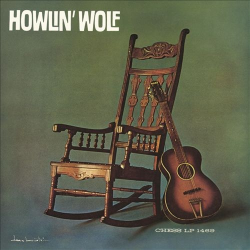 Howlin Wolf [Limited Edition] [LP] - VINYL
