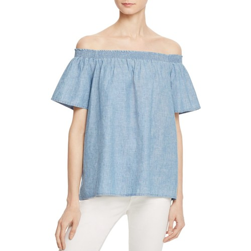 JOIE Amesti B Off-The-Shoulder Top