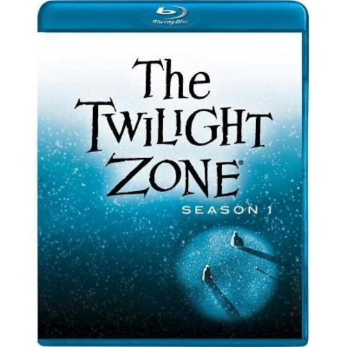 The Twilight Zone: Season One (Blu-ray Disc)