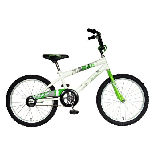 Mantis Grizzled 20 Kids Bicycle (White - 20 inch X 12 inch)